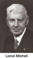 Lionel Cadogan Mitchell