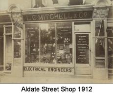 mitchells, St Aldate Street, Gloucester